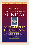 New Consecration Sunday Stewardship Program with Guest Leader Guide & CD-ROM