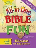 All-in-One Bible Fun for Elementary Children: Heroes of the Bible