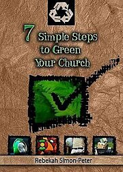 7 Simple Steps to Green Your Church - eBook [ePub]