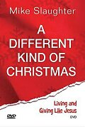 A Different Kind of Christmas DVD