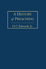A History of Preaching Volume 1