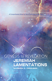 Genesis to Revelation: Jeremiah, Lamentations Participant Book