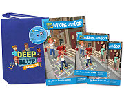 Deep Blue Connects At Home With God One Room Sunday School Kit Spring 2019