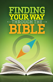 Finding Your Way Through the Bible - CEB version (revised)
