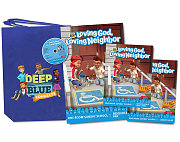 Deep Blue Connects One Room Sunday School Kit Fall 2019