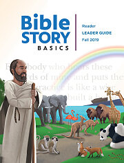 Bible Story Basics Readers Leader Guide Fall 2019