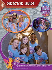 Vacation Bible School (VBS) 2020 Knights of North Castle Director Guide