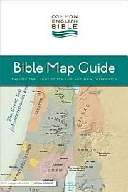 Common English Bible: Bible Map Guide