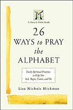 26 Ways to Pray the Alphabet