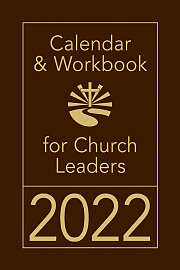 Calendar & Workbook for Church Leaders 2022