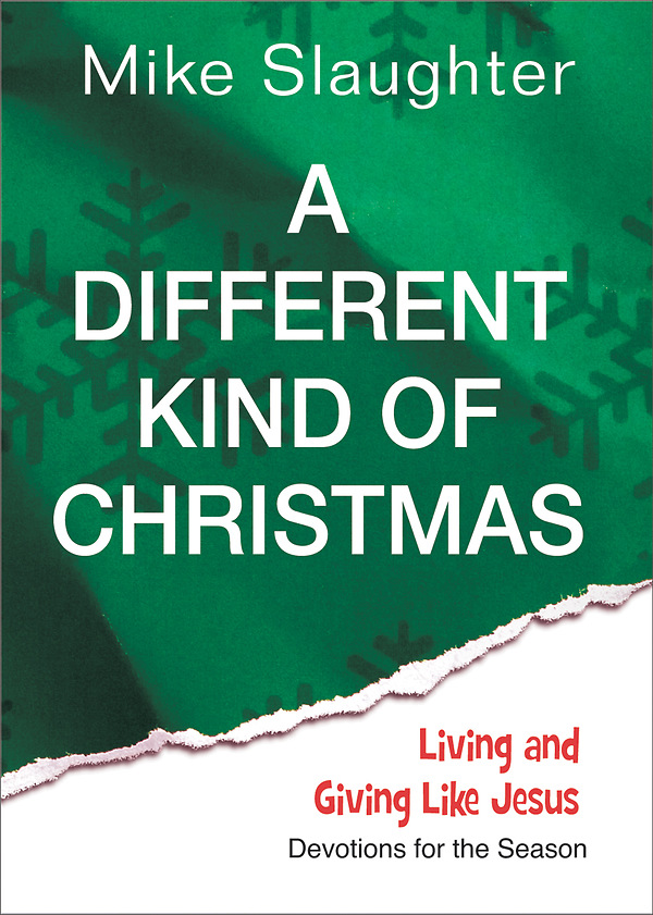 A Different Kind Of Christmas.A Different Kind Of Christmas Abingdon Press