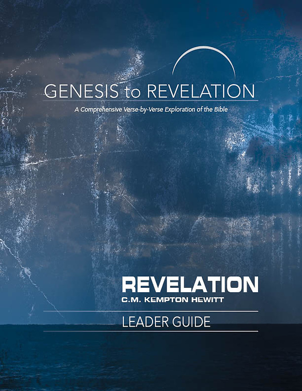 Genesis to Revelation: Revelation Leader Guide · Abingdon Press