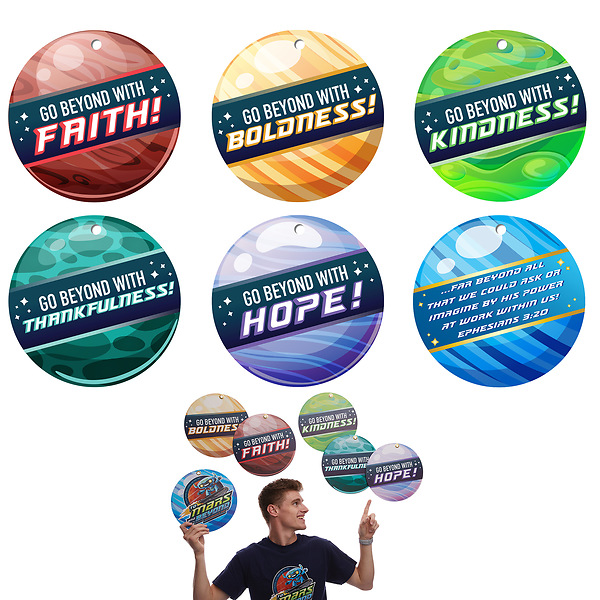 vacation bible school vbs 2019 to mars and beyond power