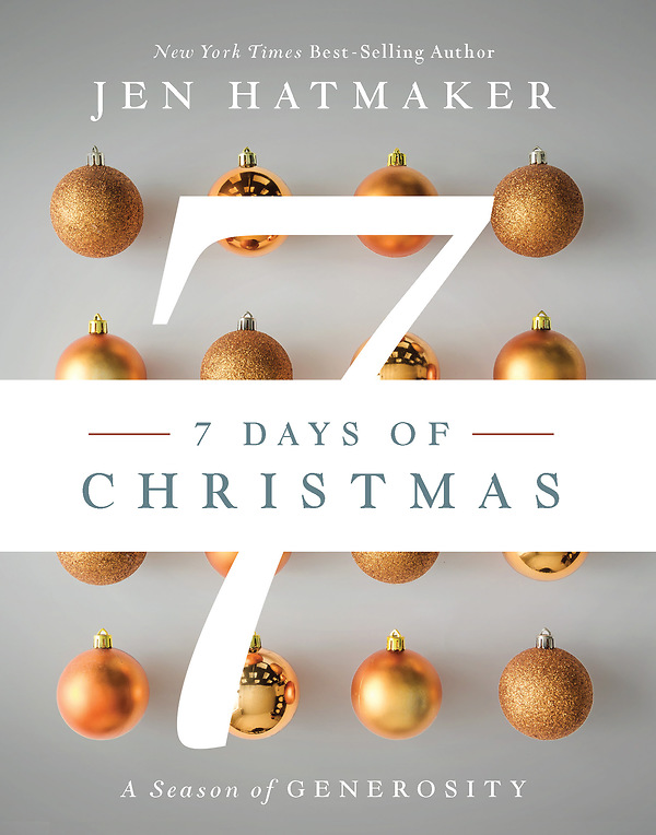 Best Christmas Devotional Ever.7 Days Of Christmas Abingdon Press